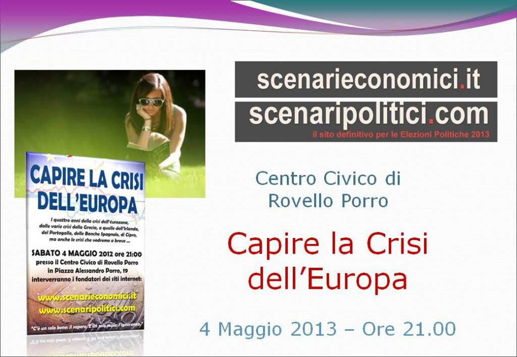 Slide1 1024x708 Capire la Crisi dell'Europa in 80 slides